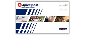 XpressPost by Canada Post Envelope